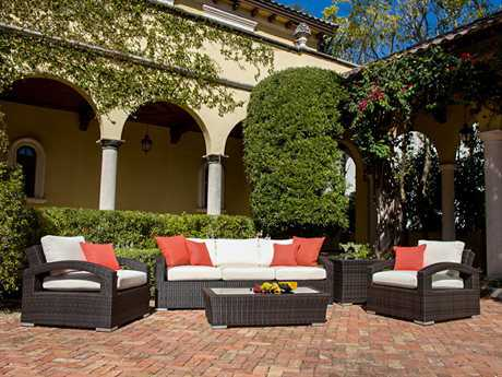 Source Outdoor Furniture o Lago Lounge Set