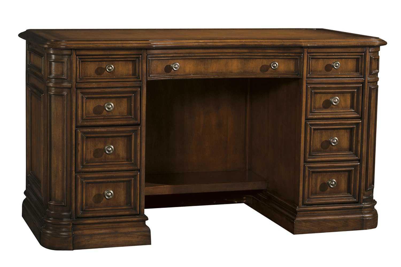 Sligh Winchester 56 x 28 Pedestal Desk