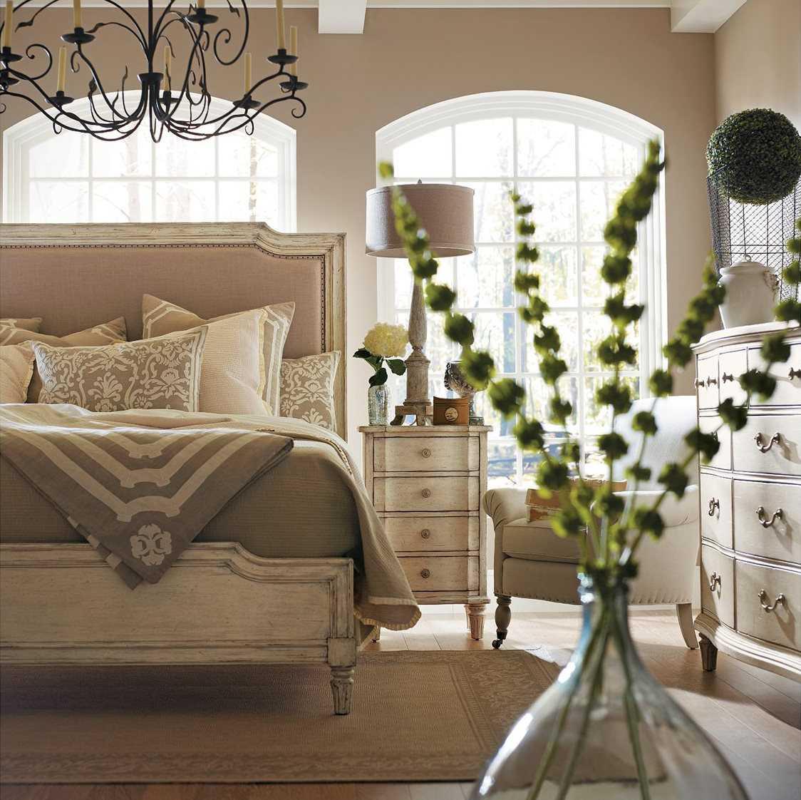 stanley furniture european cottage bedroom set 007 23 52set