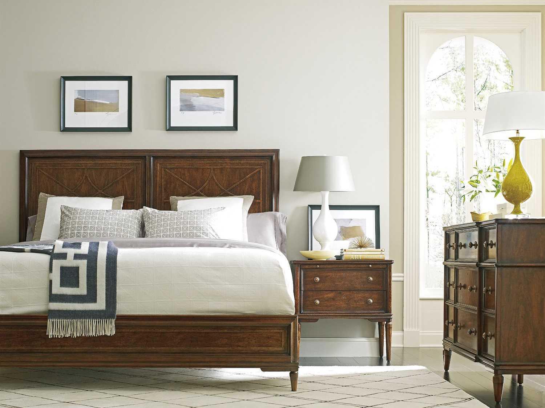 Stanley Furniture Vintage Bedroom Set 264 13 40set