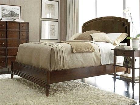 stanley furniture vintage bedroom traditional platform bed set 264