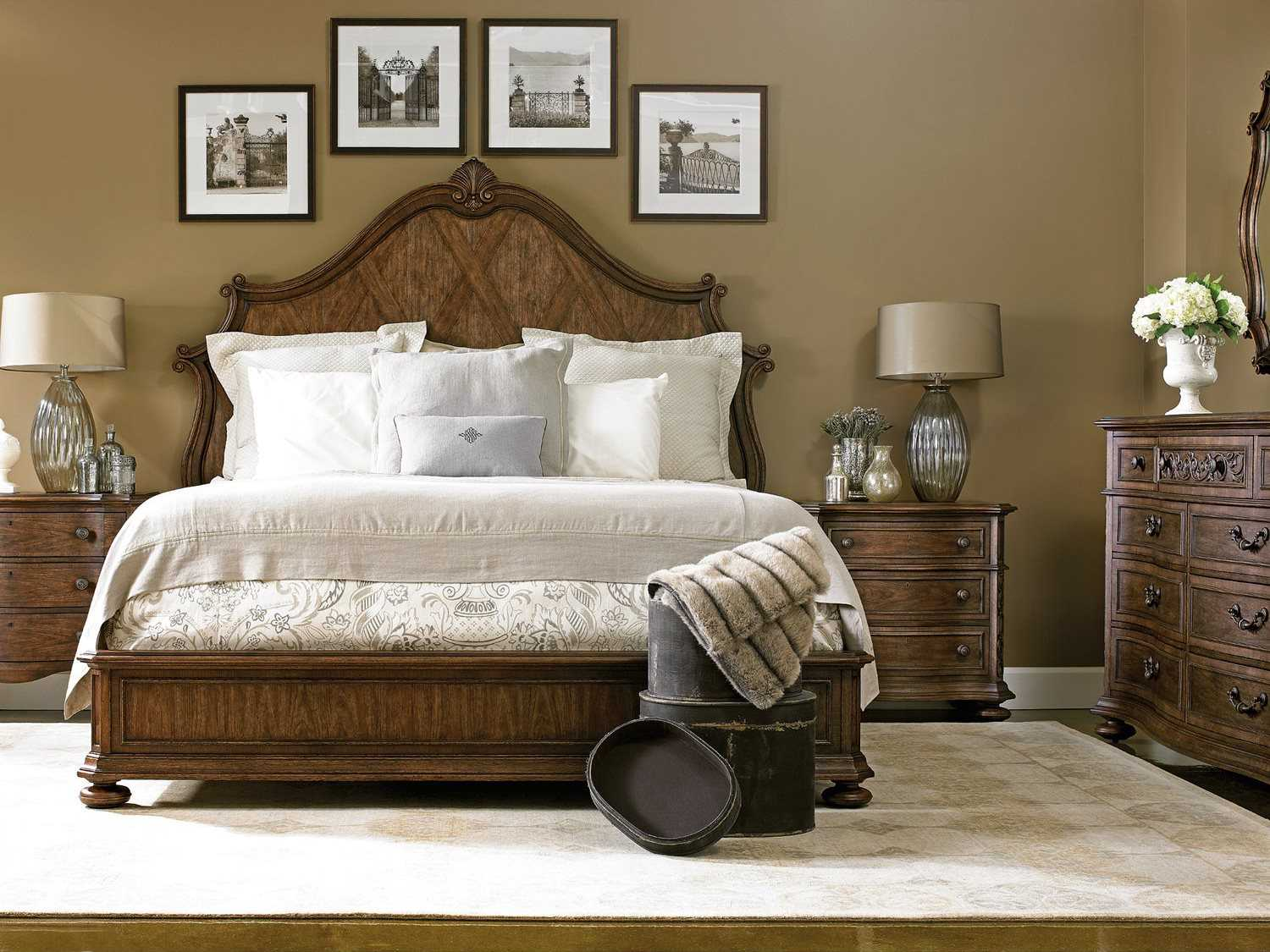 Stanley Furniture Villa Fiore Bedroom Set
