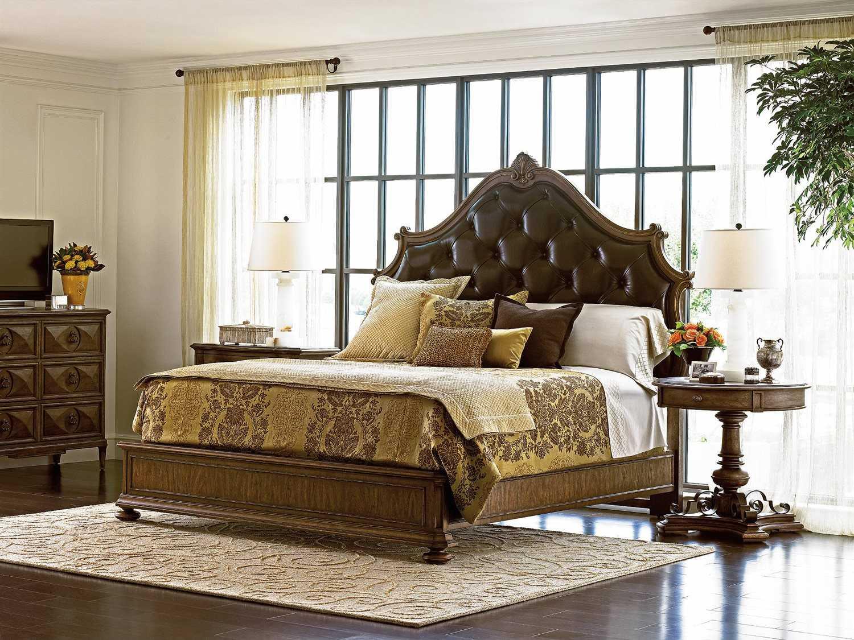 Stanley Furniture Villa Fiore Bedroom Set 391 13 46set