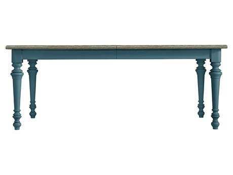 Stanley Furniture Coastal Living Retreat English Blue 72'' x 44'' Rectangular Dining Table