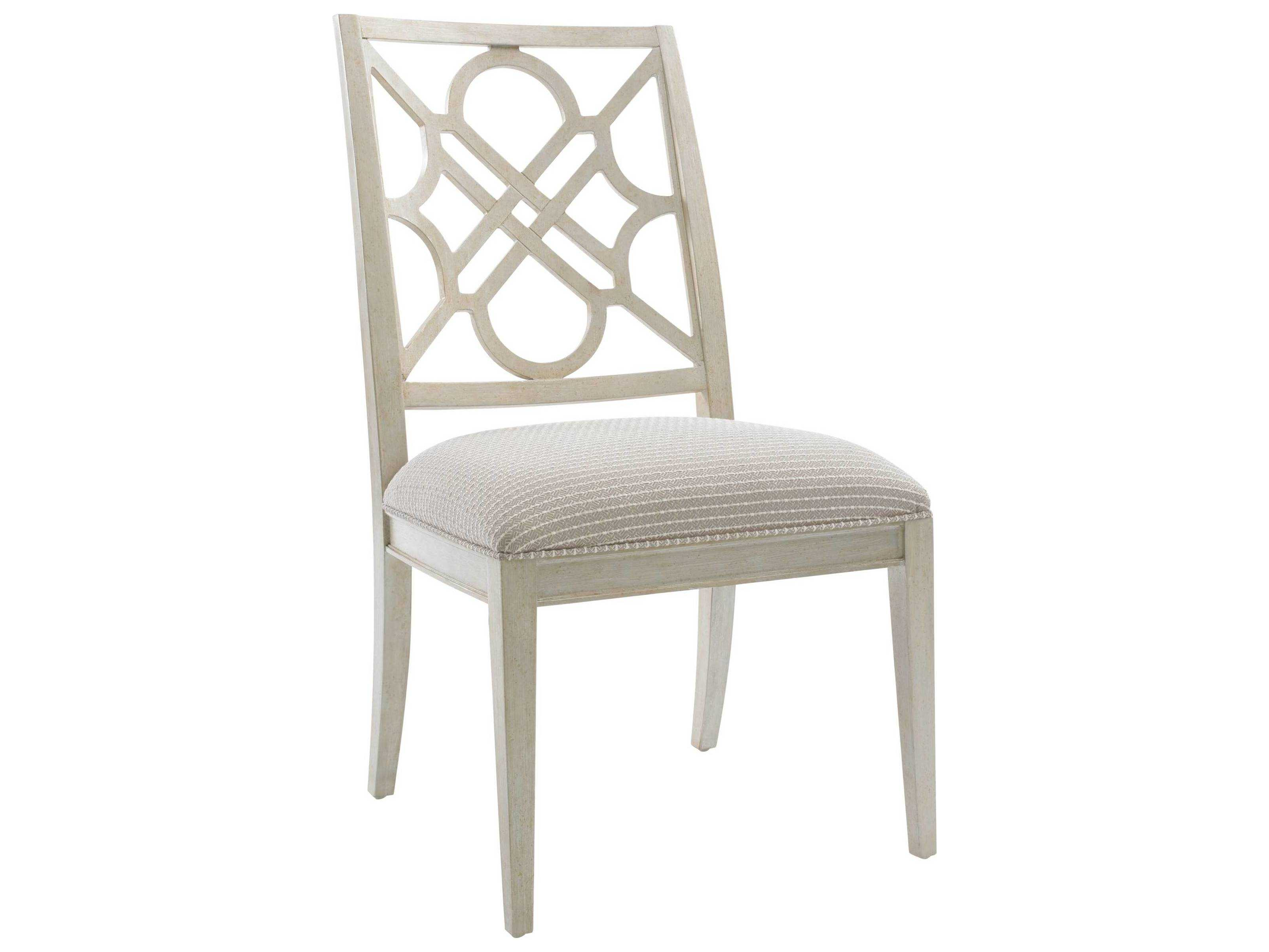 Stanley Furniture Dining Room Stanley Furniture Fairlane Luna Wood Dining Side Chair 417 21 60