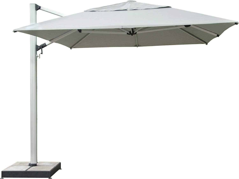 Shademaker Polaris Aluminum 13 1 Crank Lift Offset Square Umbrella Polaris 40s