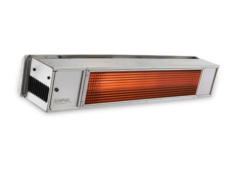 Sunpak S25S Stainless Steel Infrared Outdoor Heater S25S S34S