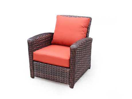South Sea Rattan Huntington Lounge Chair