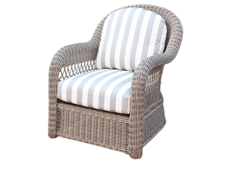 South Sea Rattan Arcadia Lounge Chair