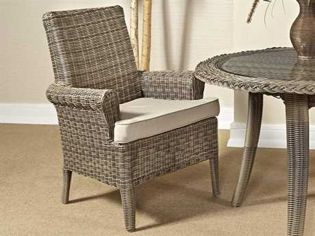 South Sea Rattan Provence Dining Chair
