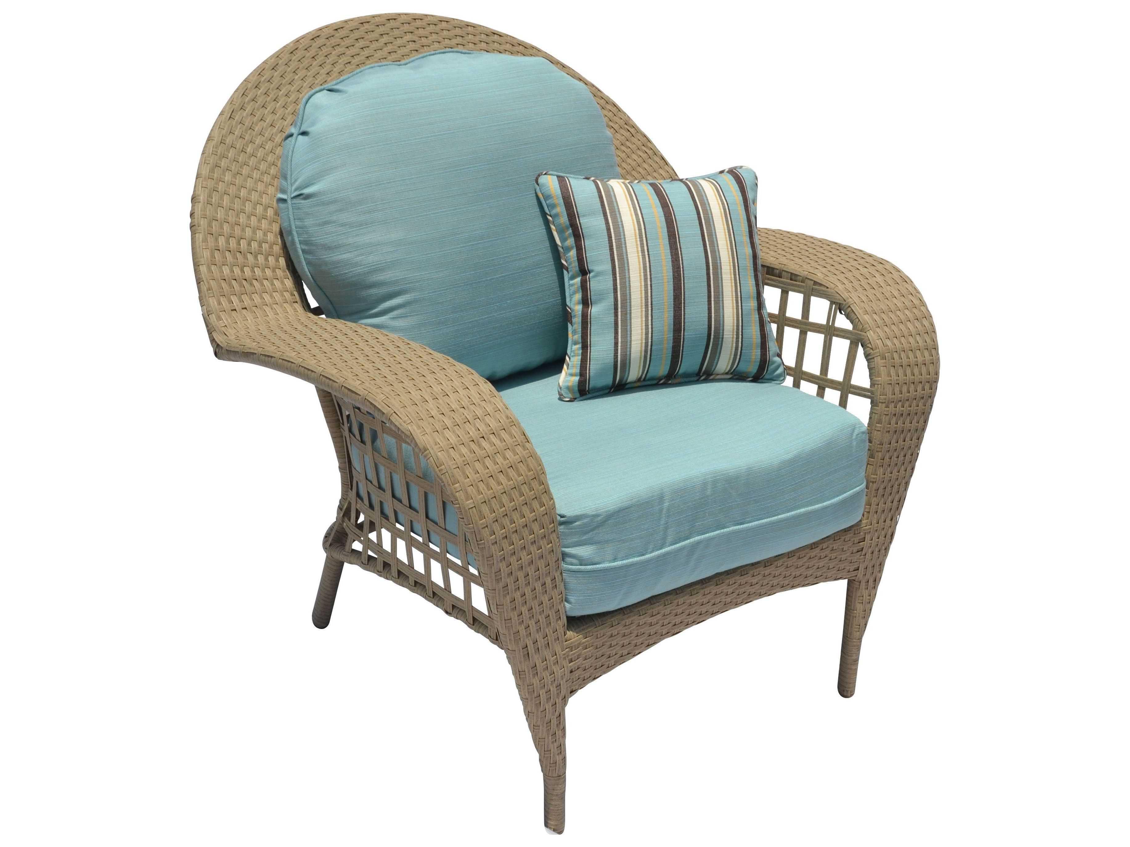 Suncoast Sedona Wicker Lounge Chair