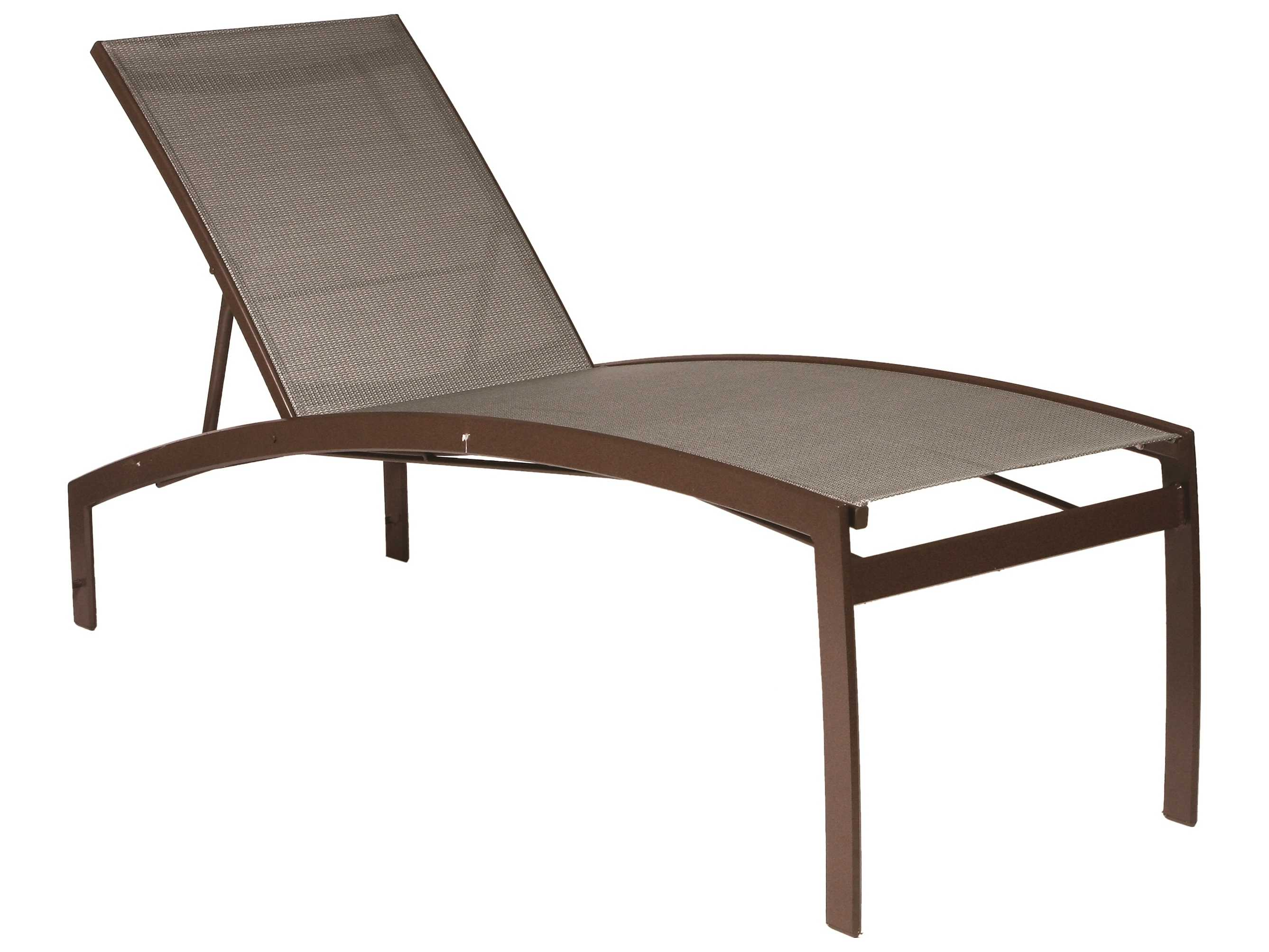 Suncoast vision sling cast aluminum chaise lounge 7991 for Aluminum chaise lounges
