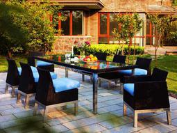 Suncoast Wicker Dining Sets