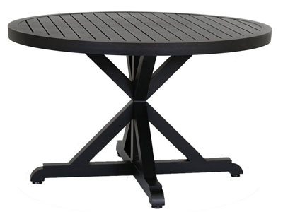 Sunset West Quick Ship Monterey 48 Square Dining Table 3001 T48