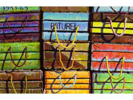 Surya Wooden Crate image Painting