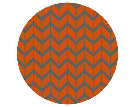 Surya Fallon Transitional Orange Hand Made Wool Geometric Area Rug- FAL-1089-ROU