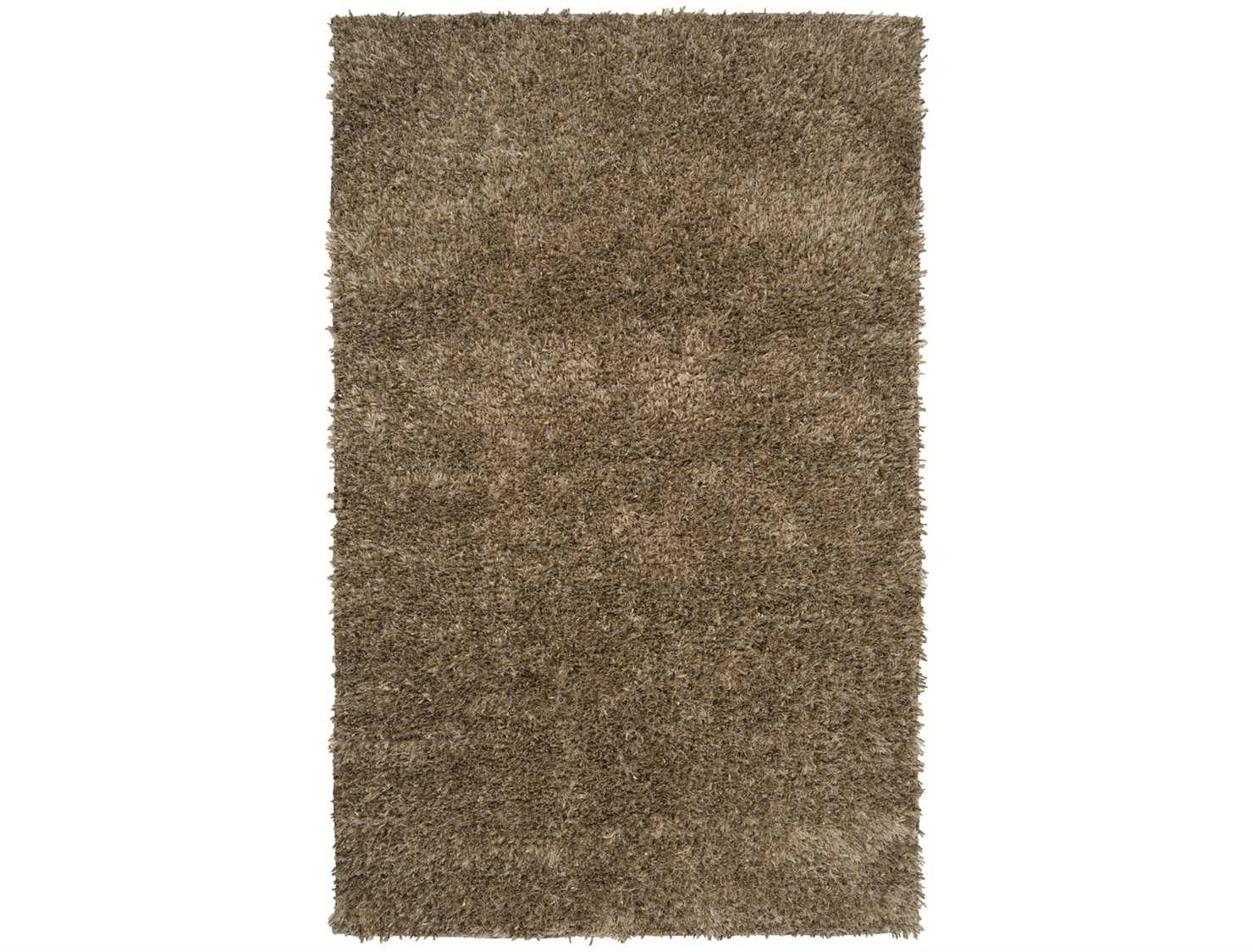 Surya candice olson fusion rectangular brown area rug for Candice olson area rugs