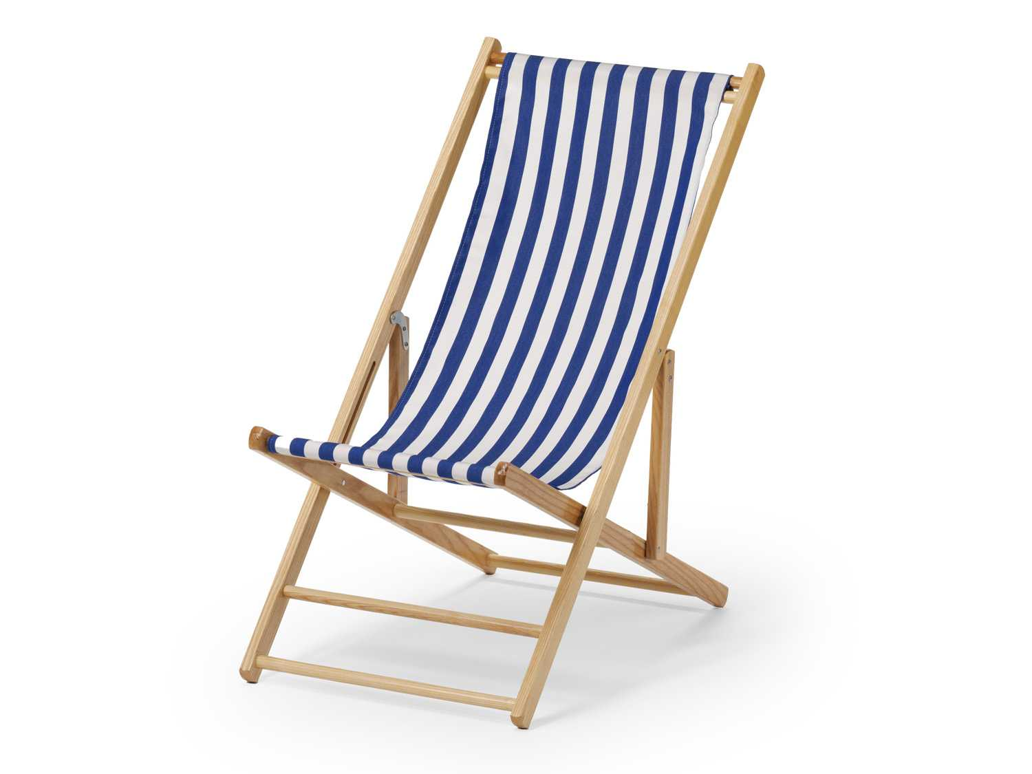Telescope Casual Cabana Beach Folding Lounge Chair