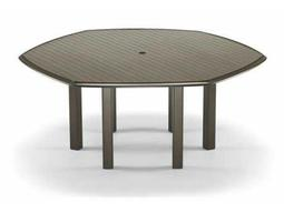 Telescope Casual Aluminum Slat Top Tables Collection