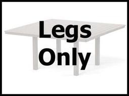 Telescope Casual Aluminum Dining Height Legs