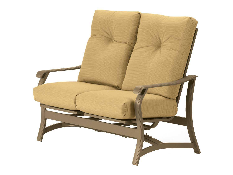 Telescope Casual Villa Replacement Cushion For Deep Seat Arm Swivel Hidden Rocker Loveseat Sofa