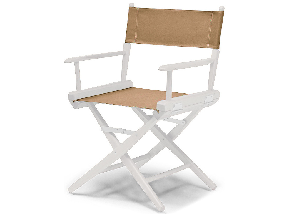 Telescope Casual World Famous Director Chair Wood Dining