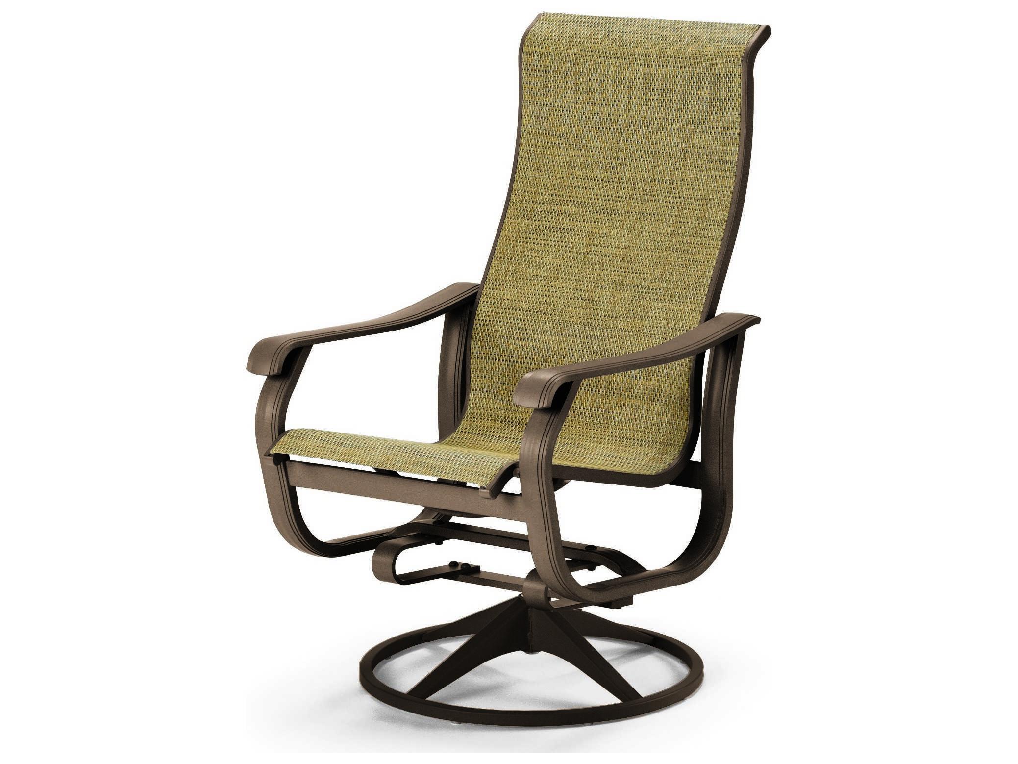 Telescope Casual Villa Sling Supreme Swivel Rocker Lounge Chair
