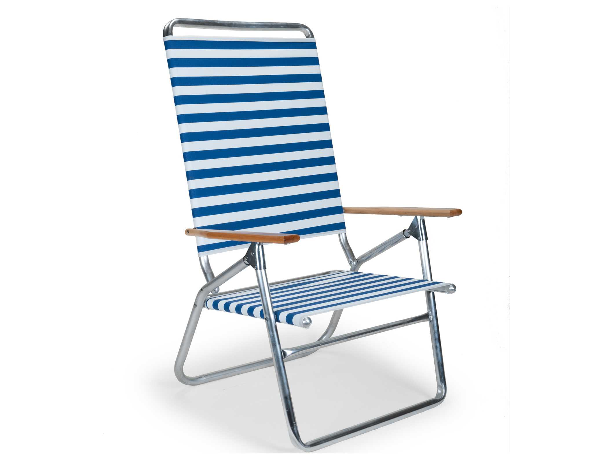 Telescope Casual Beach Chairs Aluminum Lounge Set