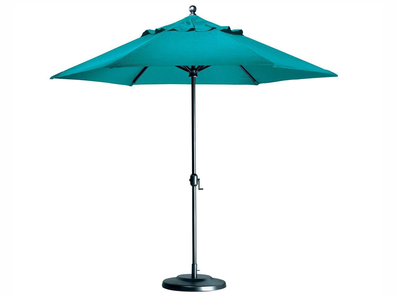 portofino 8 5 aluminum market crank umbrella tppo085cs umbrellas ...