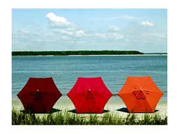 Telescope Casual Umbrellas & Bases Collection
