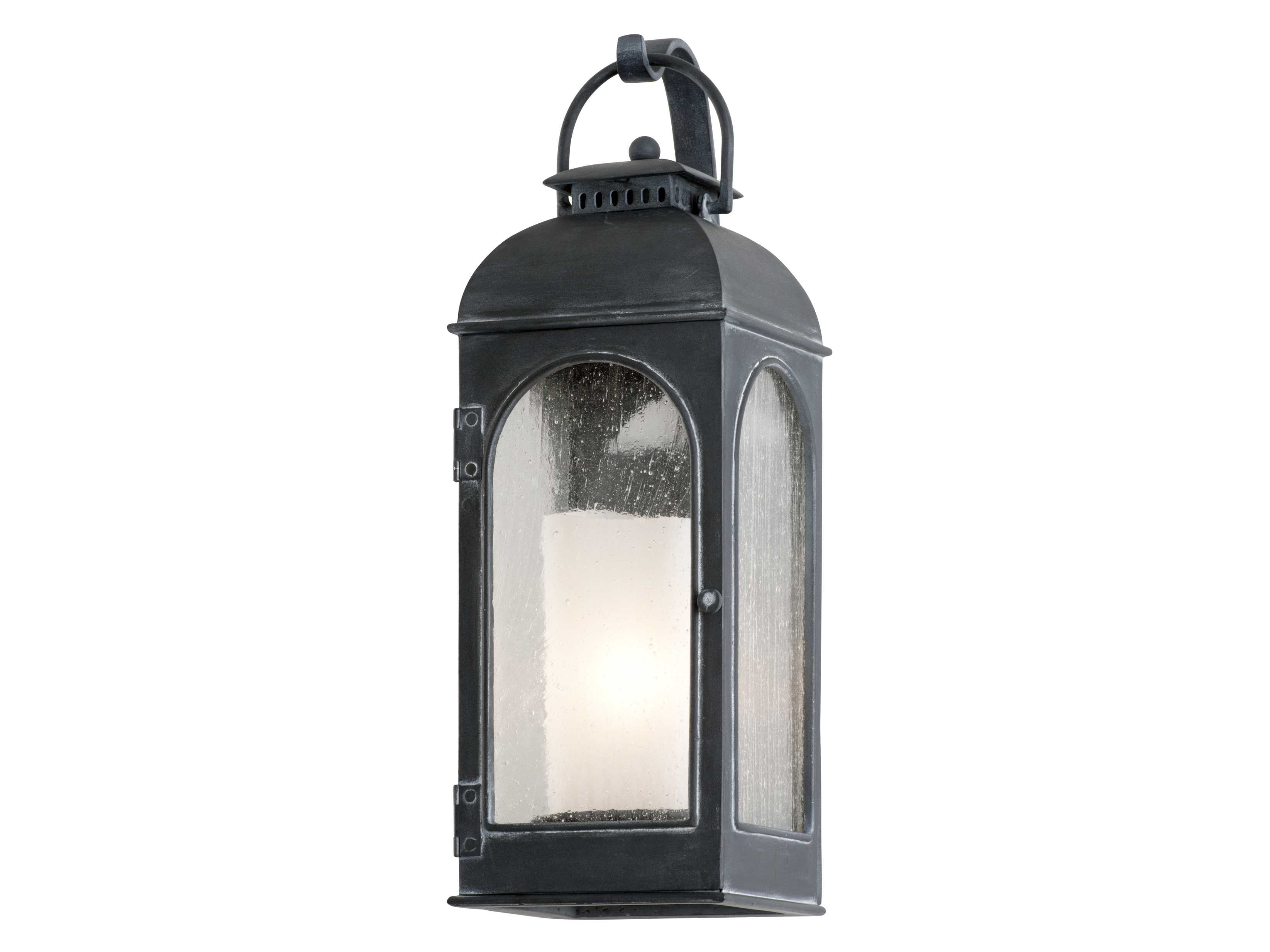Troy Lighting Derby Antique Iron Outdoor Wall Light B3281