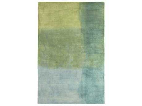 Trans Ocean Piazza Modern Hand Made Wool Abstract 3'6