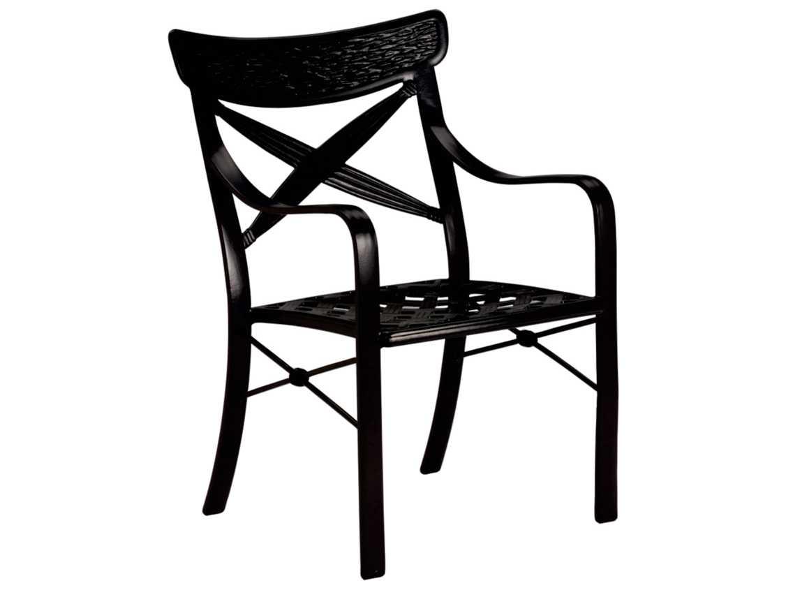 Tropitone Chimaya Cast Aluminum Dining Chair