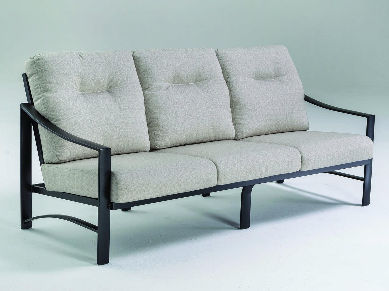 tropitone kenzo cushion aluminum lounge set kenzolngeset3. Black Bedroom Furniture Sets. Home Design Ideas