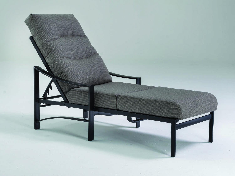 Tropitone Kenzo Cushion Aluminum Chaise Lounge 391432