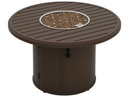 Tropitone Fire Pit Tables