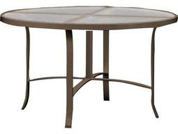 Tropitone Cast Aluminum 48 Round Dining Table