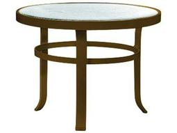 Tropitone Cast Aluminum 24 Round Coffee Table