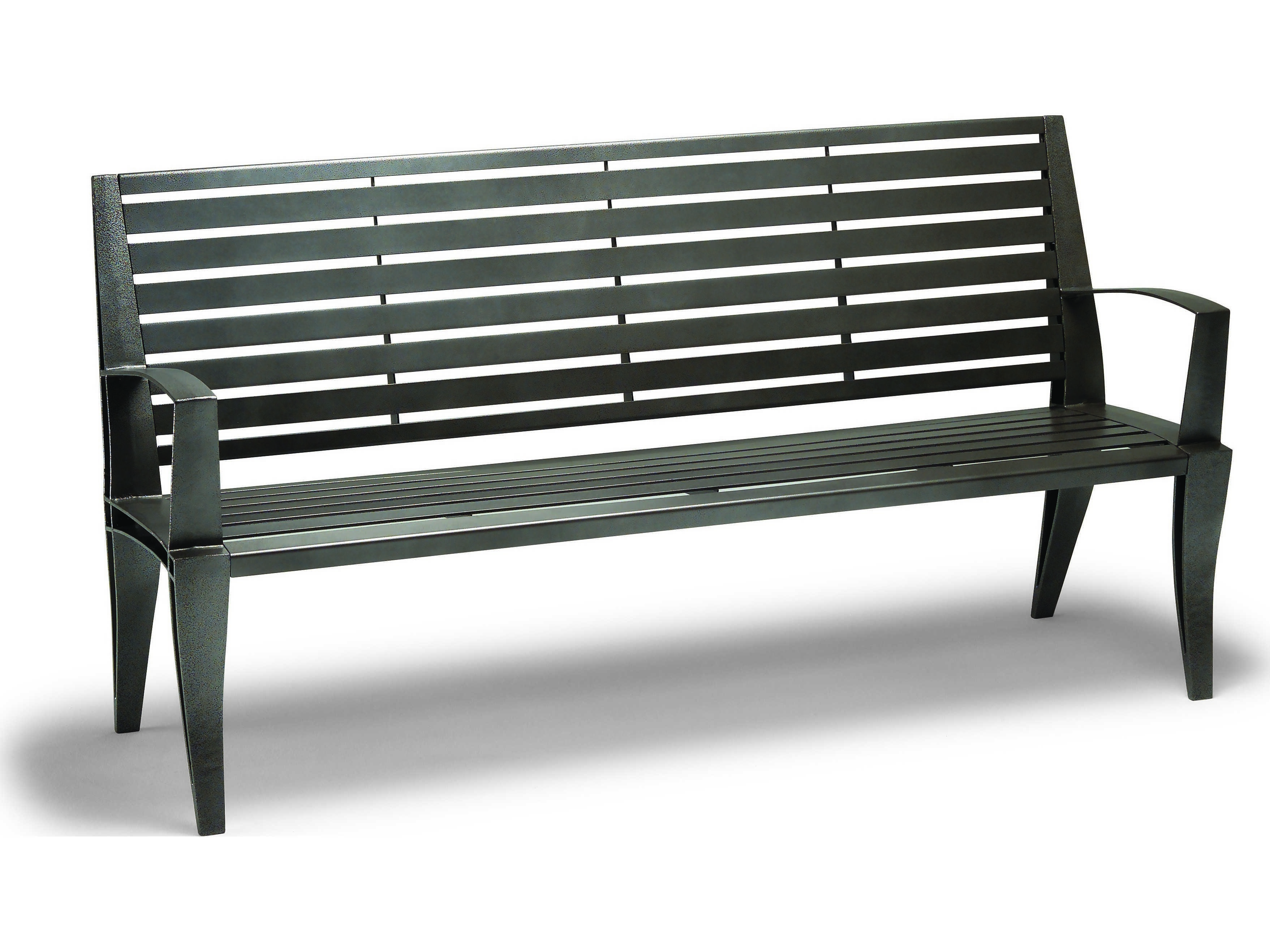 Tropitone District 6 39 Steel Bench 4b1622d1113