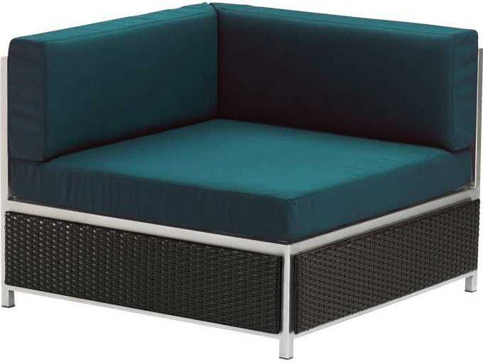 Tropitone Cabana Club Aluminum Corner Lounge Chair
