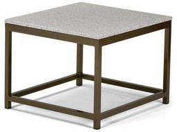 Tropitone Cabana Club Aluminum 24 Square Granite End Table