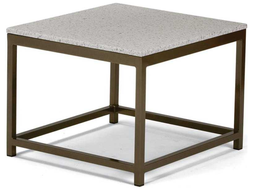 Stoneworks faux granite stone 24 square solid table top st24s
