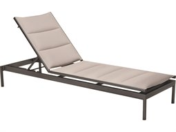 Tropitone Cabana Club Aluminum Sling Side Chaise Lounge
