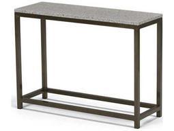 Tropitone Cabana Club Aluminum 12 x 34 Rectangular Granite Console Table