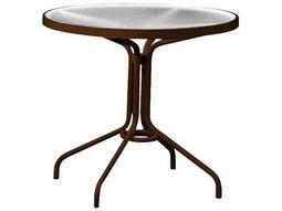 Tropitone Cast Aluminum 30 Round Dining Table