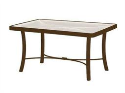 Tropitone Cast Aluminum 36 x 24 Rectangular Coffee Table
