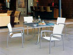Tropitone South Beach Relaxed Sling Dining Set