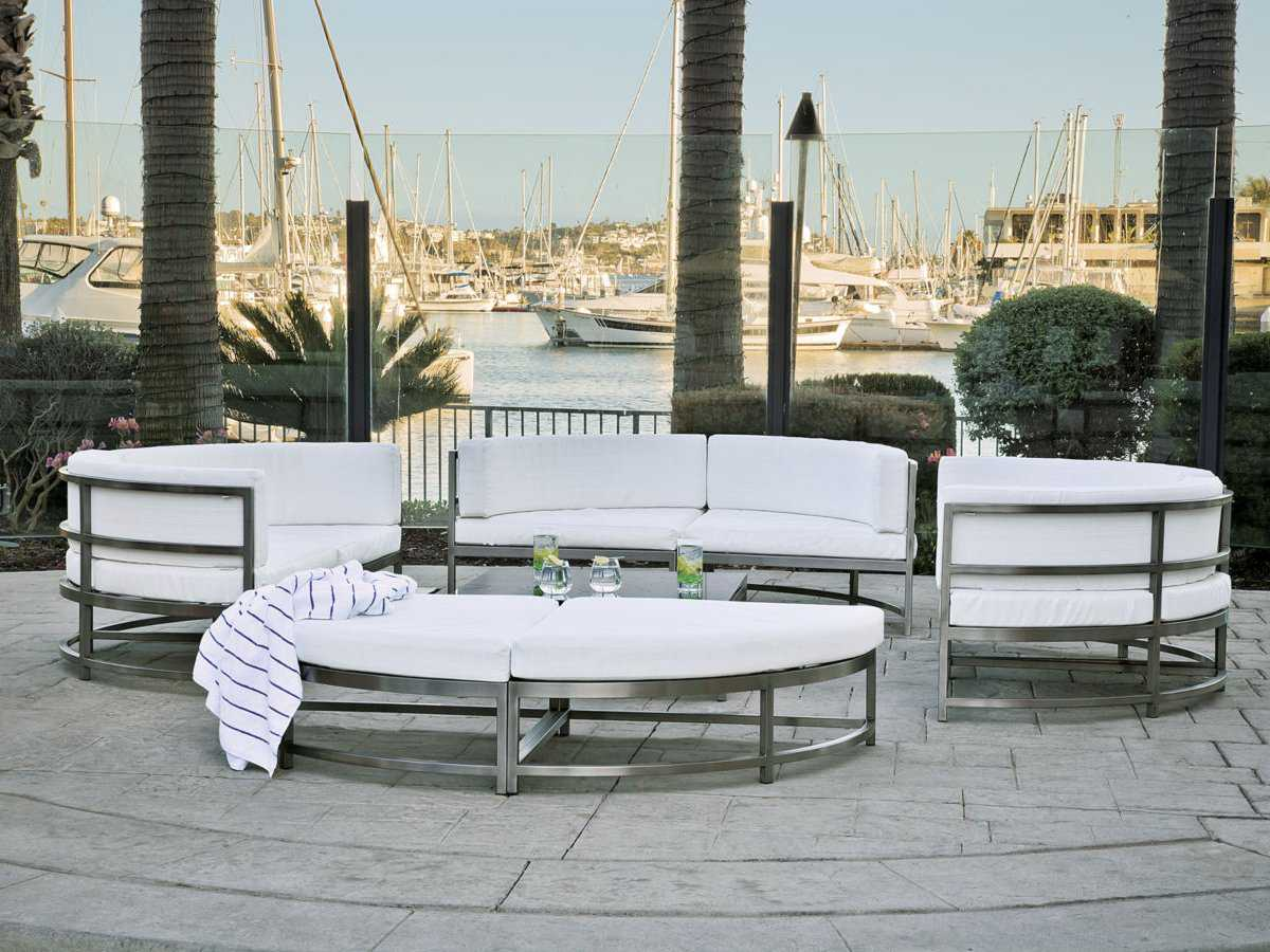 Tropitone Cabana Club Sectional Lounge Chair 510752