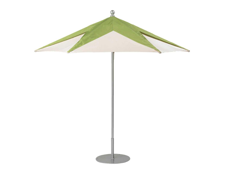 tropitone compass 9 hexagon pulley lift umbrella umbrellas bases ...