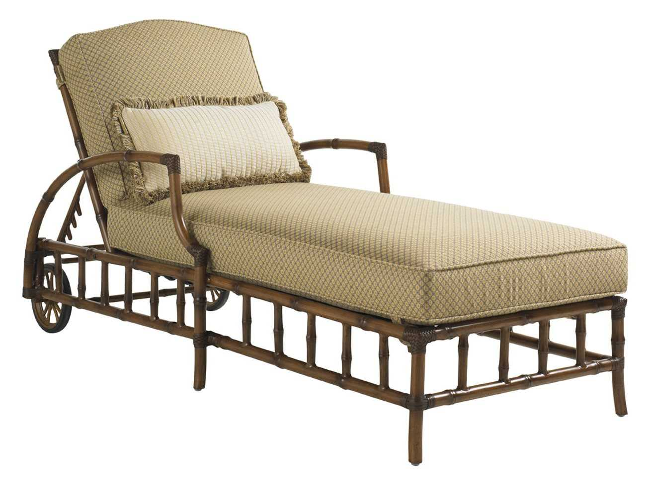 Tommy bahama outdoor island estate veranda aluminum chaise - Chaise bar metal ...